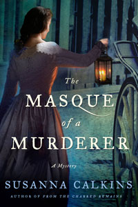 Masque Of Murder